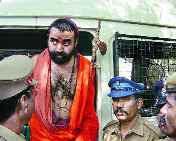 Criminal Sankarachari Vijayendra Saraswathi Swamigal