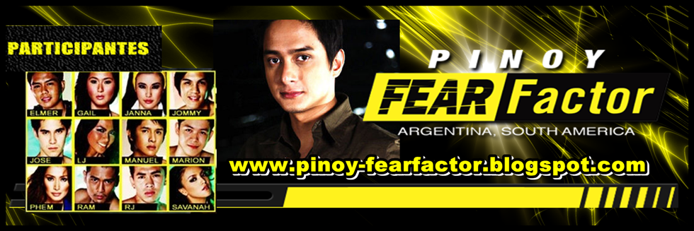 Pinoy Fear Factor