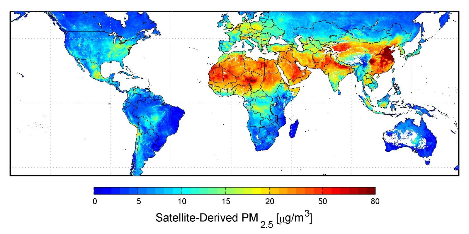 Contaminación Mundial