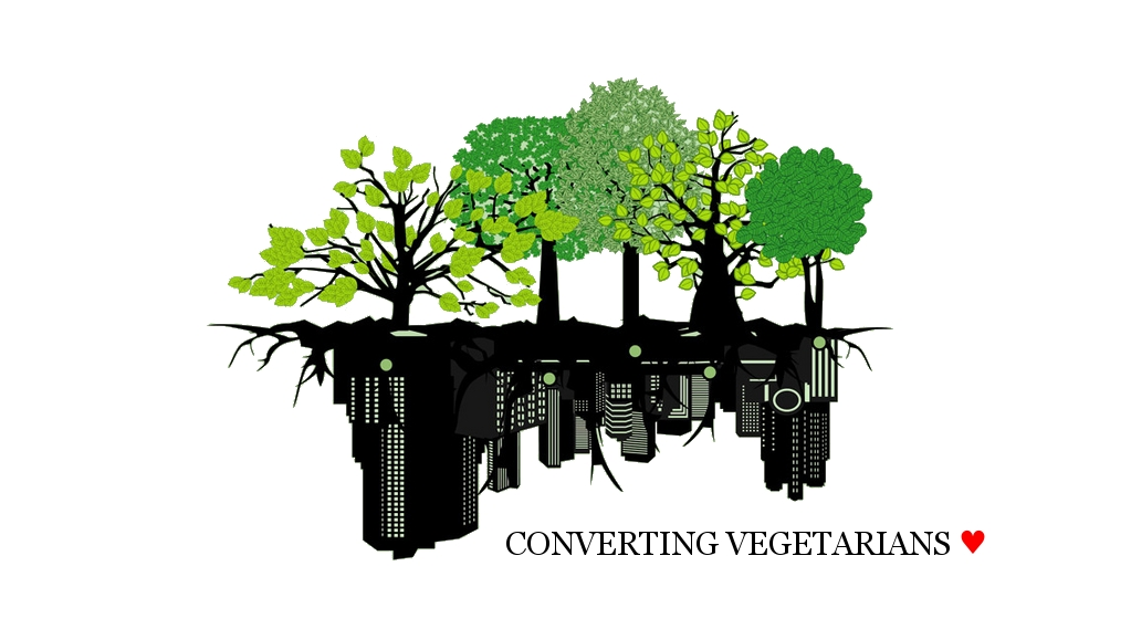 CONVERTING VEGETARIANS