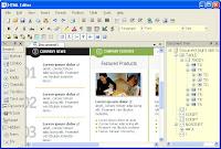 WYSIWYG Web Editor