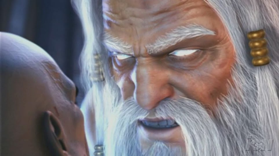 pictures of zeus god. Zeus. From: god of war series