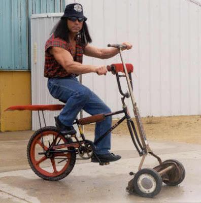 Lawn Mower, Bicycle - Sales, Repair Businesses For Sale