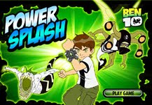 Power Splash: Ben 10