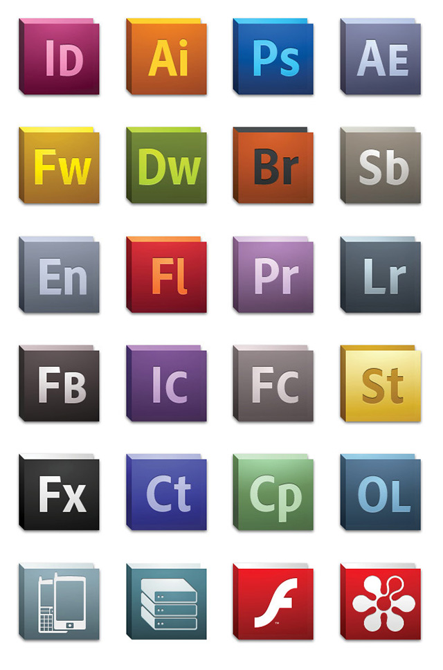 adobe cs5 suites
