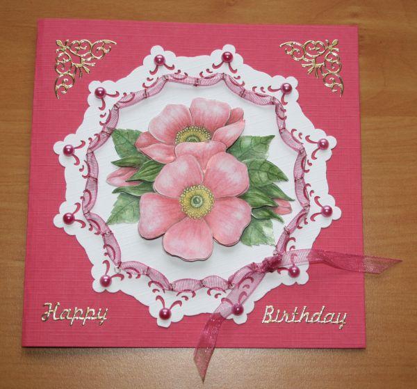 Geburtstagskarte basteln meine beste freundin - Tolle bastelideen ...