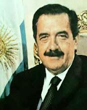 Presidente Raúl Ricardo Alfonsín
