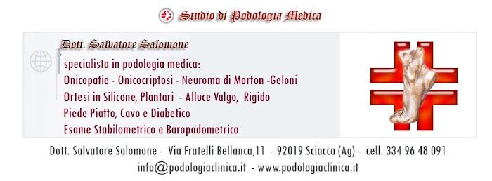 Podologia Clinica Dr. Salvatore Salomone
