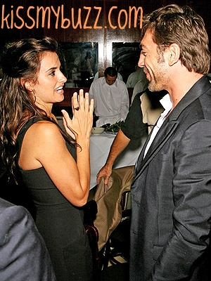 Penelope Cruz and Javier Bardem married ! It's official !