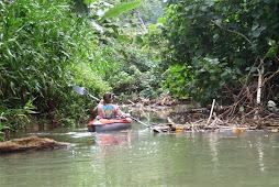 Di kayaking the long river