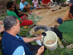 making the Kava