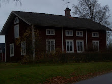 Ett vackert hus i byn!!!!