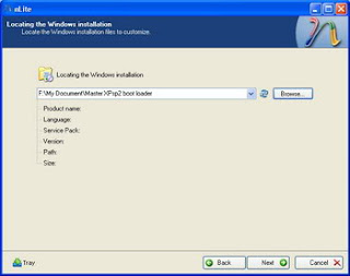 Cara Install Windows Xp di Hardisk SATA