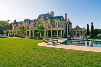 super luxury mansion