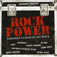 Cd Rock Power - Grandes Clássicos do Rock [2008]