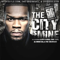 Cd 50 Cent – The City Is Mine [2009]