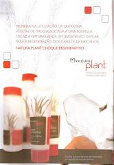 Quero dizer p vcs que usei o Kit Regenerativo da linha Plant e achei simplesmente maravilhoso!!!