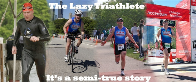 The Lazy Triathlete