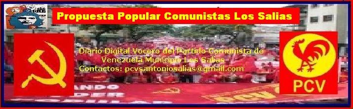 Propuesta Popular Comunistas Los Salias