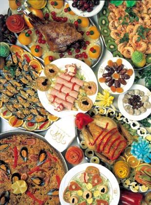 La comida t pica de la provincia de col n for Gastronomia definicion