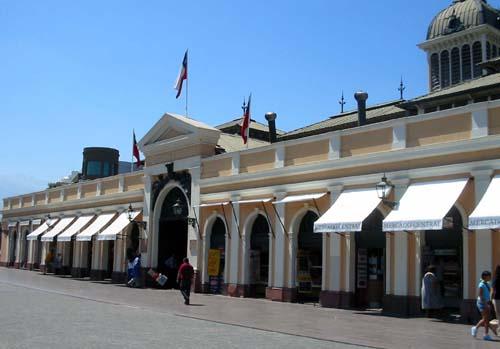 chile mercado: