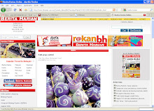 Berita Harian Feb 2010 - Kek Pop Comel