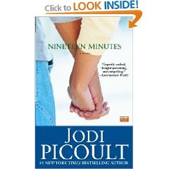 a review of nineteen minutes by jodi picoult I feel the need to write an apology letter to jodi picoult because after reading nineteen minutes i was wrong for calling her new england's answer to nicholas sparks.