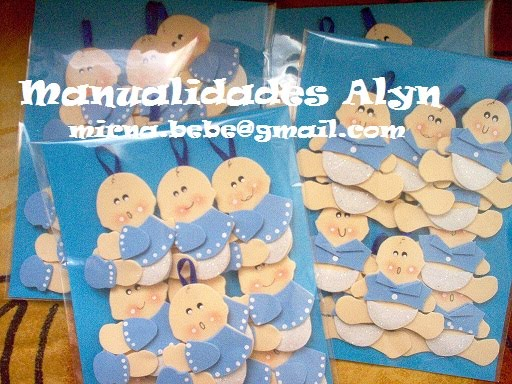 Manualidades alyn baby shower imagui - Baby shower manualidades ...