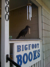Bigfoot Books' Mascot
