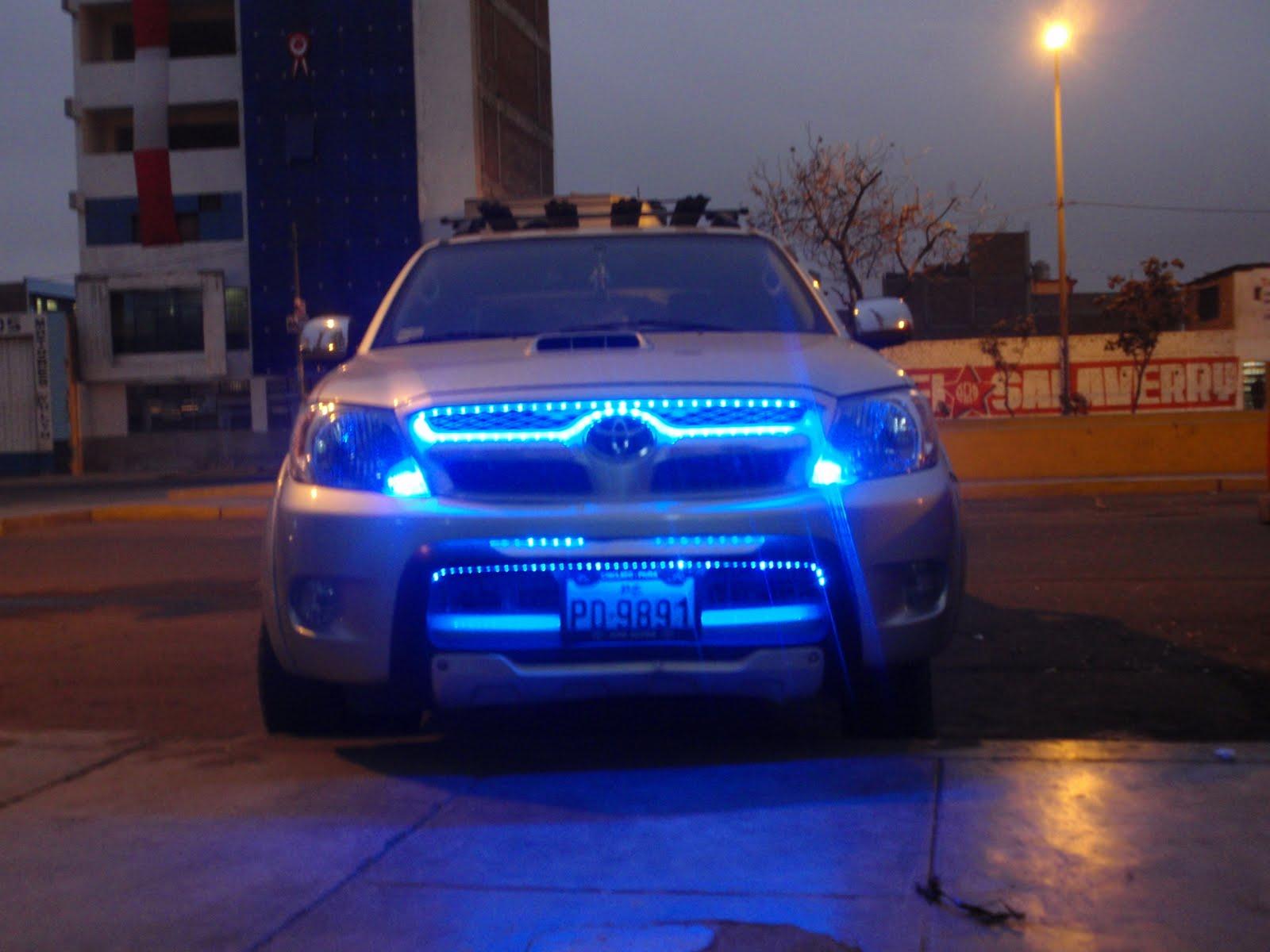 Autos tunning tipos de luces - Tipos de luces led ...
