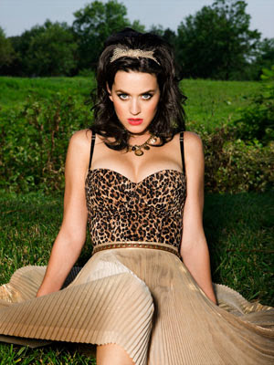 Katy Perry in Wonderful Superstar Model