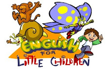 ENGLISH FOR LITTLE CHILDREN (con audio)