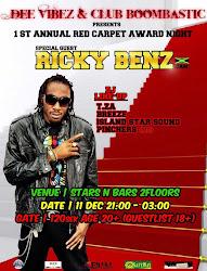 RICKY BENZ - 11 de Diciembre