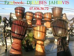 DJEMBES JAHBIVIS