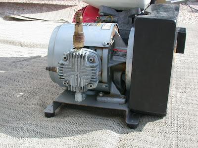 Hooka dive compressor - Floating dive compressor ...