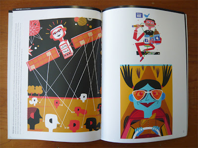 Freddy Boo 3x3 Magazine of Contemporary Illustration issue 15