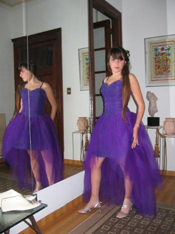 vestidos de 15 a�os dorados. Vestido de 15 años - Color
