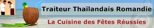 Traiteur Thaïlandais Broye - Traiteur Thaï Romandie