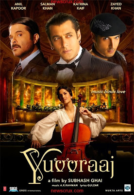 Yuvvraaj (2008)