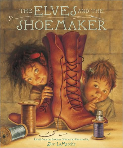 the elves and the shoemaker The elves and the shoemaker is a magical tale where an old honest shoemaker and his wife are helped by two elves who make perfect pairs of shoes you will love the.