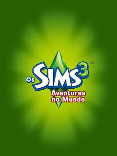 Jogo para celular The Sims 3 Aventuras no Mundo