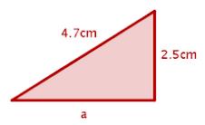 Practica el reconocimiento de triángulos