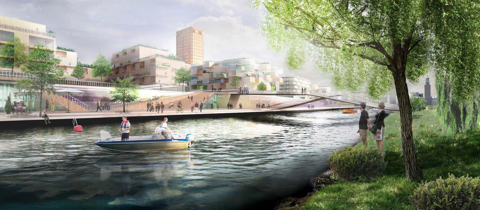Arkitektur: Omtag i omdöpt Västra City – Stockholm
