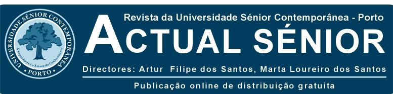 Blogue da Revista Actual Sénior, da USC-Porto