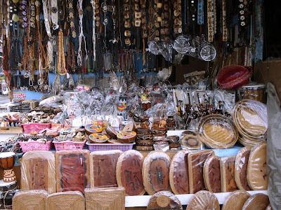 bedugul souvenir shop