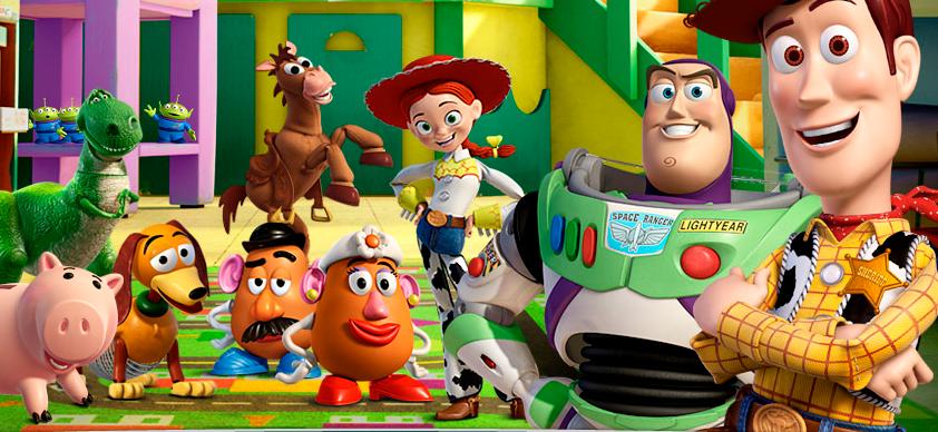 Yos y sus paranoias: Toy Story 3: personajes, trailers, imágenes ...