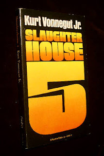 kurt vonnegut s slaughterhouse five narrative method In slaughterhouse-five, vonnegut takes an omniscient point of view, electing to be both inside and above the action of the text such a position allows him to g  slaughterhouse-five kurt.
