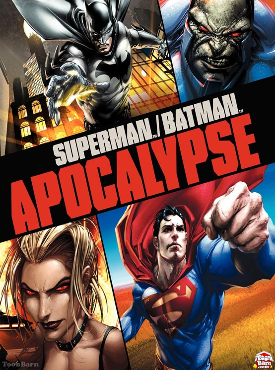 Superman/Batman : Apocalypse [FRENCH][BRRIP]