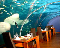 โีรงแรมใต้ทะเล