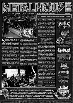 METALHOUSE ISSUE 1